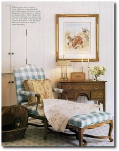 French Provence Decorating- great source for all things French Provencial including eBay auction listings.