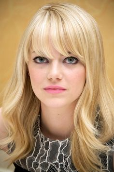 14 Best Haircuts for Spring 2013: mod mane – Emma Stone