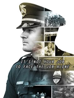 June is PTSD awareness month. Awareness increases the chances of a Police Officer getting the help they need. Military Police, Police Officer, Police Stickers, Police Memorial, Police Quotes, Police Life, Police Family, Ptsd Awareness, Coping With Stress
