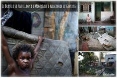 boicotta il mondiale.. non guardarlo Il Brasile si fa bello per i Mondiali e nasconde le favelas