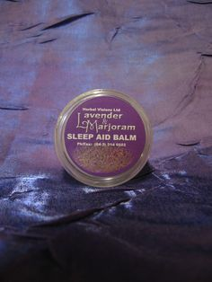 Items similar to Lavender Sleep Aid in a Balm 2 X Gift Pack. on Etsy Lavender For Sleep, Lavender Oil, Marjoram Essential Oil, Essential Oils, Good Night Sleep, The Balm, Herbalism, Packing, Gifts