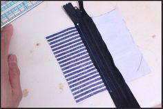 コインキーケースの作り方[型紙無料ダウロード] | ひらめき工作室 Sewing, Diy And Crafts, Japanese Language, Objects, Dressmaking, Couture, Stitching, Sew, Costura