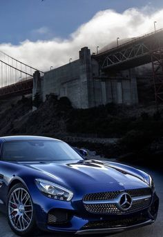 Mercedes AMG GT  Ooooh...I went all tingly for a second.
