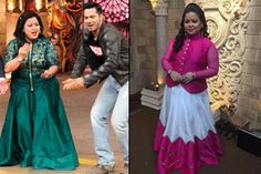 Stylish Outfits Every Plus Size Bride Can Steal From Comedy Queen Bharti Singh Bharti Singh, Plus Size Brides, Indian Bridal Fashion, Fashion Idol, Diy Dress, Fancy Dress, Lace Dress Black, Plus Size Dresses, Lace Dresses
