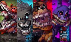 Cinco noches en Freddys Teaser Archivo