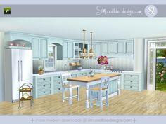 SIMcredible!'s Coastal Kitchen