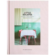 LITTLE ESCAPES BY BARTS BOEKJE - Book Food & Stay in the Netherlands by ModeMusthaves.com