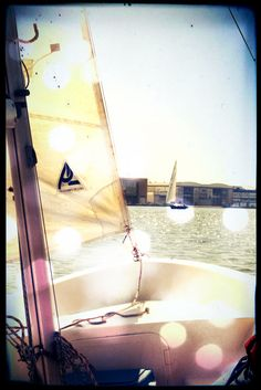 |Sailing| with friends