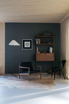 Chez Aurélie Lecuyer, l'e dans l'a, lampadaire Maison Simone.
