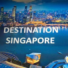 #singapore #skyline a great place to visit.