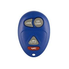 2001-2005 Pontiac Aztec Blue Keyless Entry Remote W/ Free DIY Programming Instructions & World Wide Remotes Guide by wwr. $8.71. Pontiac 4 button replacement remote w/ Free Do It Your programming & Free World Wide Remotes GuideThis is the complete remote with all electronics and a battery installed.Unlimited free tech support.