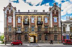 XIX c. tenement house, Radom, Poland