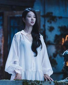 Kpop Fashion Outfits, Edgy Outfits, Asian Woman, Asian Girl, New Korean Drama, Kdrama, Seo Ji Hye, Korean Actresses, Woman Crush