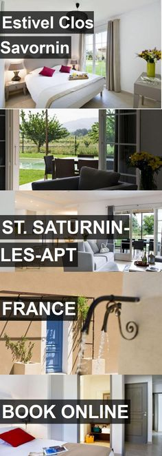 Hotel Estivel Clos Savornin in St. Saturnin-les-Apt, France. For more information, photos, reviews and best prices please follow the link. #France #St.Saturnin-les-Apt #EstivelClosSavornin #hotel #travel #vacation