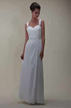 Raquel wedding dress by Venus Bridal www.adorebrides.co.uk