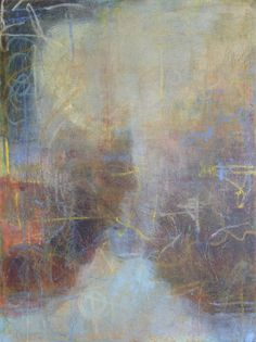 Abstract Paintings by Jeff Erickson, via Behance