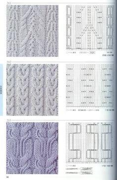 knitting stitch pattern - i like the owl one Cable Knitting Patterns, Knitting Stiches, Knitting Charts, Lace Knitting, Knitting Designs, Knitting Projects, Crochet Stitches, Lace Patterns, Stitch Patterns