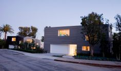 Twin Houses / Predock Frane Architects