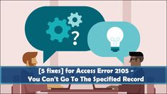 """Get best applicable solutions to fix Access Error 2105. Also know the reason of getting """"you can't go to the specified record"""" error. Error Code, Get Well, Microsoft, Canning, Home Canning, Conservation"""