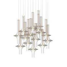 Luxury Italian Wonder Suspension Lamp - High-end Italian Designer & Luxury Lighting at Cassoni.com