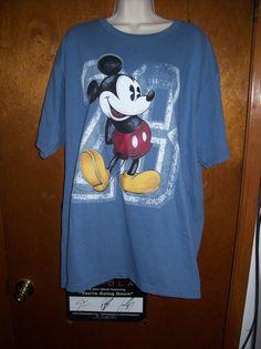 Mickey Mouse T-Shirt Size XXL