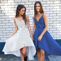 Earn your stripes in our Hold Me Dresses from Peppermayo.com