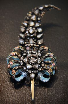 Very nice high res....  Plume, Hungary, 17th c by Kotomi_, via Flickr