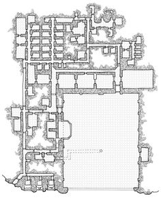 A wonderful staple of science fiction of most genres is the secret asteroid base used by the pirates, a small military or para-military force, or the illegal raritanium-mining conglomerate. This ma… Dungeons And Dragons Figures, Fantasy Map Making, Fantasy Art, Dnd World Map, Station Map, Pen & Paper, Map Symbols, Map Layout, Dark Artwork