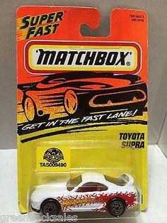 (TAS009490) - Matchbox - Toyota Supra