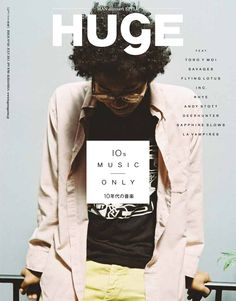 講談社 HUGE, Toro y Moi Art Artwork Art director Visual Graphic Composition Poster Design Inspiration  Awesome