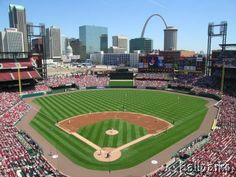 Home of the St Louis Cardinals Champions 2011!! Let's go Cardinals, for another awesome season. Can't wait!!!