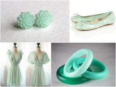 Entertaining With the Color of the Month: Fresh Mint | Design Happens