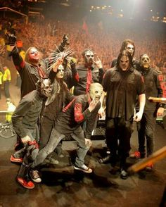 Slipknot (Ozzfest 2001 / Lakewood / Atlanta, GA ; July 2015 / Summer's Last Stand Tour / Lakewood / Atlanta, GA). ..... DONE !!