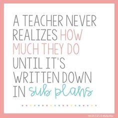 Preschool Teacher Quotes, Teacher Memes, Teacher Tools, Teacher Hacks, Teacher Sayings, Classroom Quotes, Teacher Stuff, The Plan, How To Plan