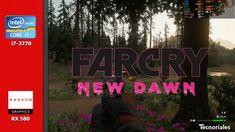 Far Cry New Dawn - Radeon RX 580