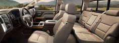 2016 Silverado 3500HD Interior at Chevrolet Cadillac of Santa Fe: www.chevroletofsantafe.com.