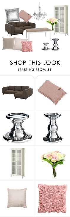 """livingroom"" by neteee on Polyvore featuring interior, interiors, interior design, home, home decor, interior decorating, CO, Allegra and H&M"