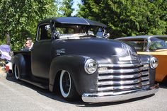 1950 chevy dream truck!