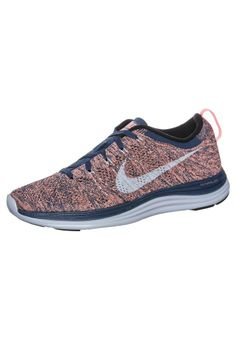 Nike Performance - FLYKNIT LUNARONE+ - Løbesko lethed - pink