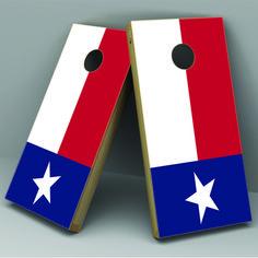 Texas Flag Cornhole Board Vinyl Decal Wrap                                                                                                                                                                                 More
