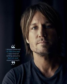 Singer- Keith Urban