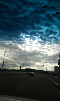 개인적으로 이런 하늘 좋아함!
