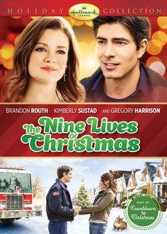 Amazon.com: The Nine Lives of Christmas: Brandon Routh, Kimberley Sustad, Stephanie Bennett, Mark Jean: Movies & TV