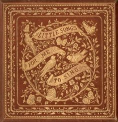 Little Songs for Me to Sing - composed by Henry Leslie  c1885