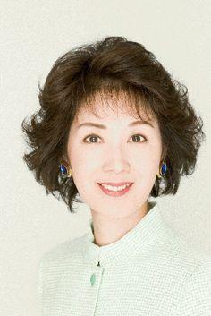 鏡野が: 有名な 岡江久美子