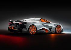 Lamborghini Egoista: Sant'Agata's Aviation-Inspired, Hot Wheels ... #Dream Cars- More Dream Cars at Stylendesigns.com!