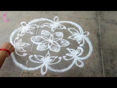 Diwali Rangoli, Rangoli Designs, Rugs, Easy, Youtube, Home Decor, Farmhouse Rugs, Decoration Home, Room Decor