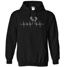 Heart Hunting - #cool tshirt designs #cotton shirts. CHECK PRICE => https://www.sunfrog.com/Outdoor/Heart-Hunting-Black-Hoodie.html?60505