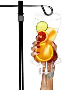 New Health Trend: IV Vitamin Therapy