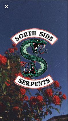 Hintergrund South side serpents wallpaper riverdale What Is Riverdale Netflix, Riverdale Memes, Riverdale Cast, Cute Backgrounds, Cute Wallpapers, Wallpaper Backgrounds, Tree Wallpaper, Outfits Riverdale, Riverdale Poster